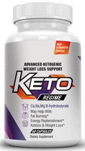 Keto Regime - instructie - fabricant - review